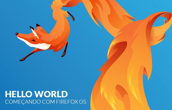 Hello World Firefox OS